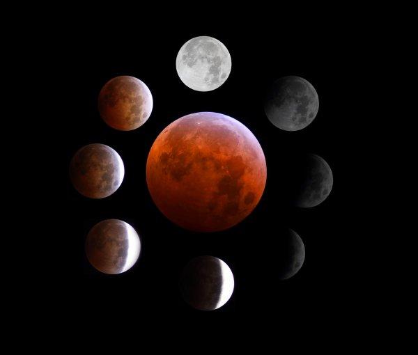 Луна опасна для жизни? Затмение 16 июля испортит здоровье беременных женщин 1