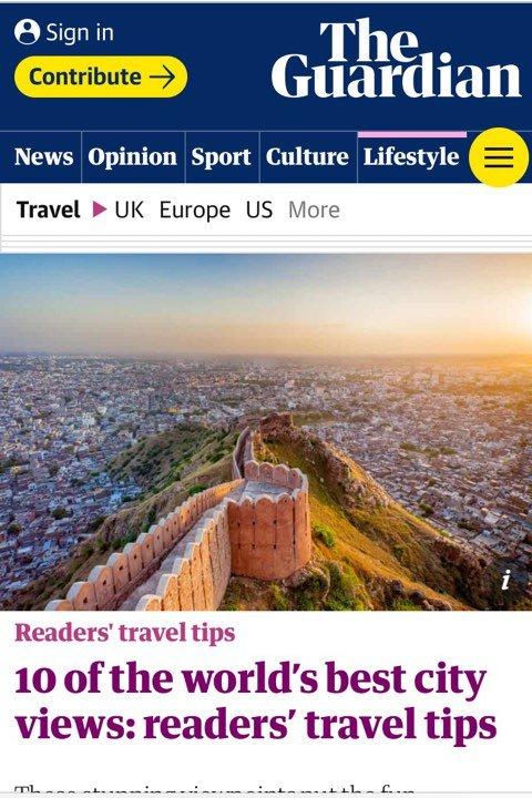 Киев попал в ТОП-10 красивейших городов мира 1