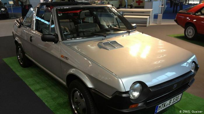Fiat Ritmo Bertone S85