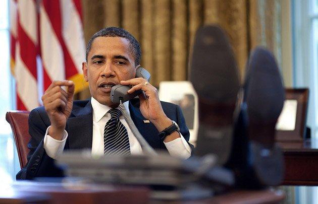 Обама требует проверить деятельность АНБ