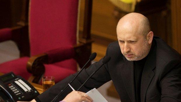 Александр Турчинов подписал закон о предотвращении финансовой катастрофы в Украине