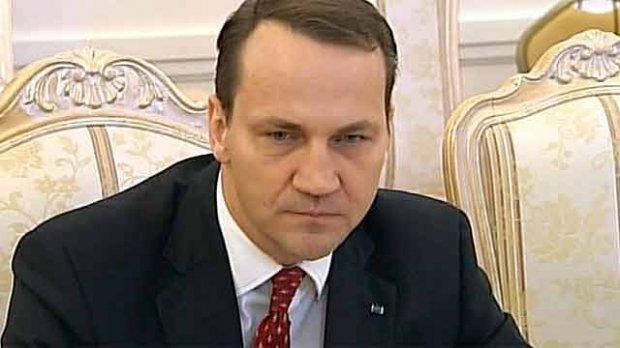 Киев и ЕС подверглись аргументу силы - Р.Сикорский