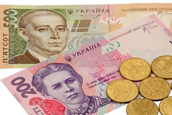 Реальная зарплата в Украине уменьшилась на 12,7%