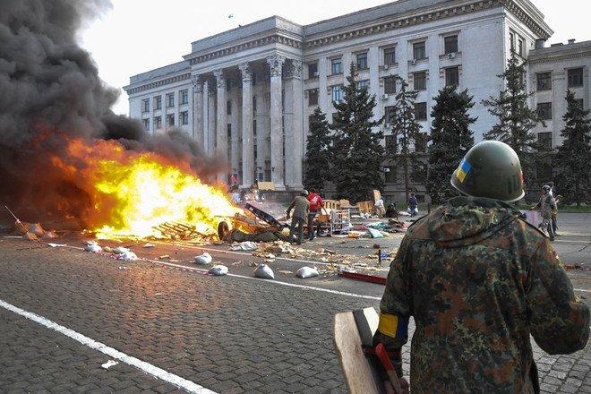 Комиссия по расследованию трагедии 2 мая в Одессе приостановила работу