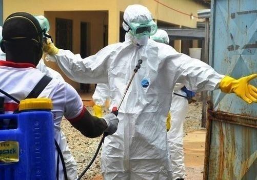 Вирус Эбола остановился на границе Украины