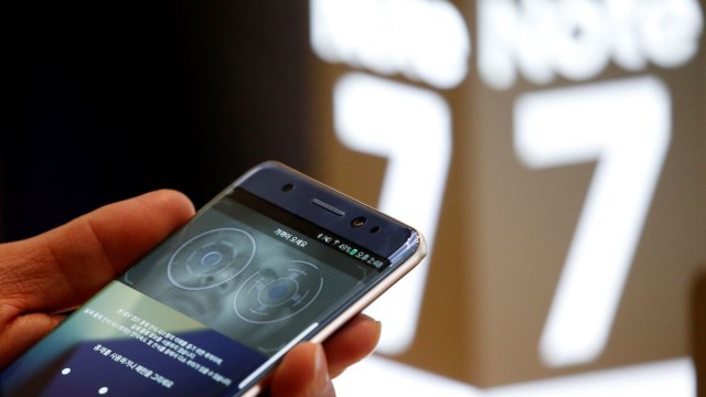 Капитализация Samsung упала на $17 млрд