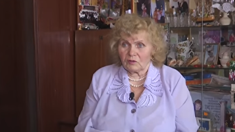 Горькая правда  счастливой пенсионерки из ролика Порошенко. Видео