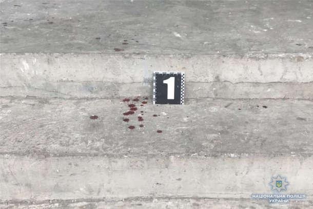 В Киеве еще один конфликт закончился стрельбой: опубликованы фото с места событий
