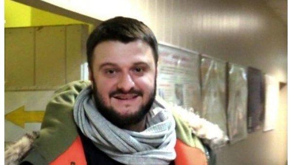 Александр Аваков после задержания