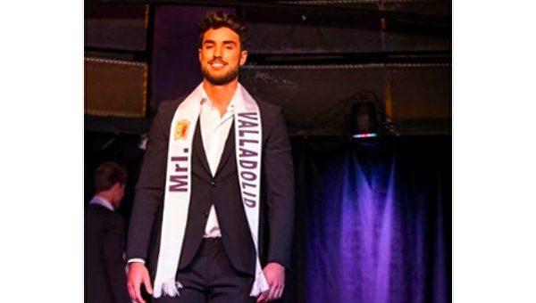 Победитель конкурса красоты конкурс Мистер Испания - 2018