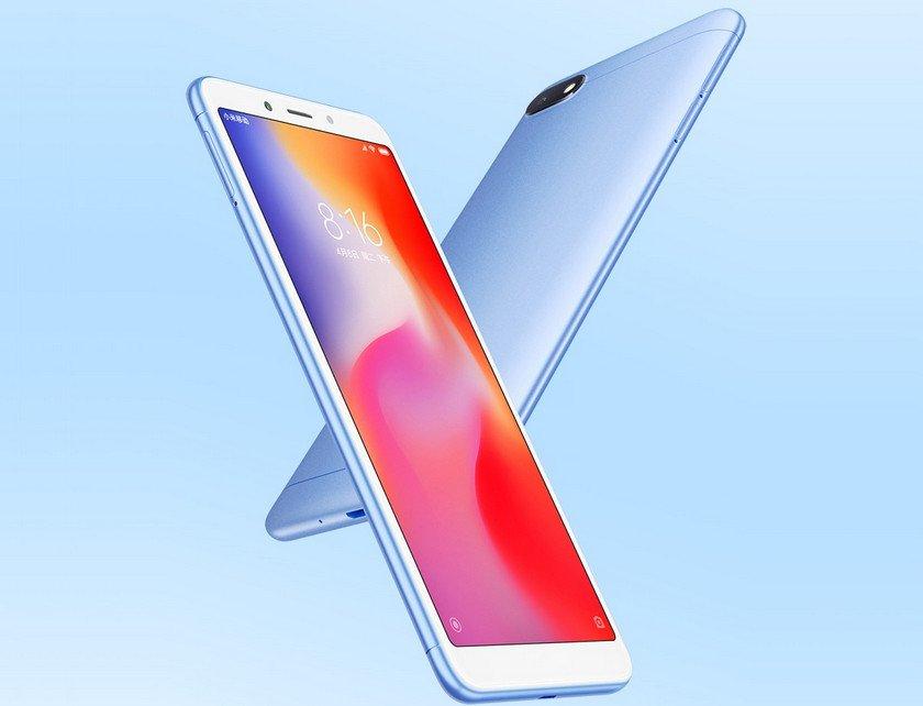Анонс Xiaomi Redmi 6 и Redmi 6A: недорогие смартфоны с «высоким» экраном на чипах MediaTek-14