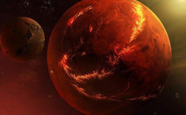 Жизнь на Марсе?: В NASA 50 лет назад уничтожили доказательства существования инопланетян 1