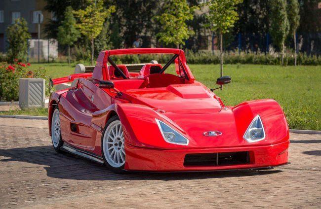 Самые необычные автомобили, предлагаемые в сети 2