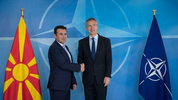 Быть ли Македонии в НАТО?