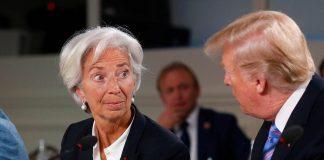 Глава МВФ назвала действия Трампа угрозой мировой экономике