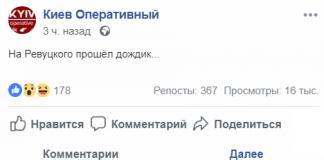 """На Киев обрушился мощный ливень: опубликованы фото и видео """"потопа"""""""