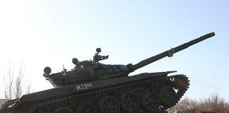 """Специалисты """"Уралвагонзавода"""" представили Минобороны новую версию модернизации танка Т-72"""