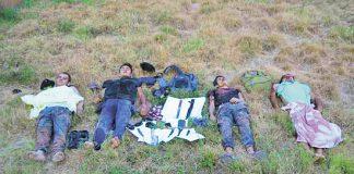 Велосипедистов в Таджикистане добили ножами