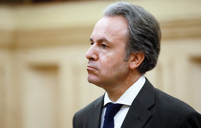 Посол Греции в России Андреас Фриганас