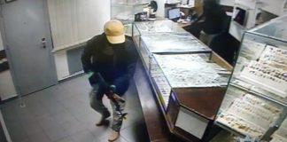 Нападение на ювелирный магазин в Киеве совершили не украинцы, – полиция