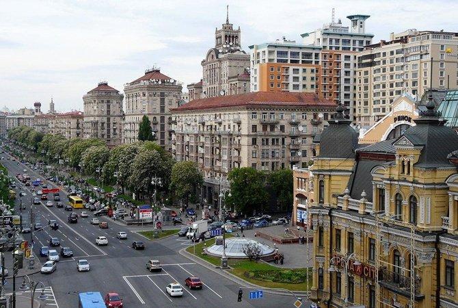 В Киеве пешеходную зону Крещатика могут продлить до Бессарабки