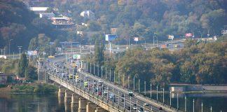 В столице реконструируют мост Патона, - КГГА