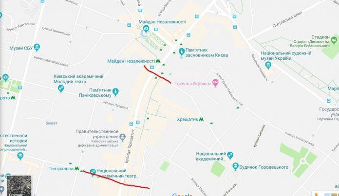 В центре Киева планируют увеличить протяжность пешеходный зоны. Так, ул. Крещатик в выходные и праздничные дни планируют перекрывать до ...