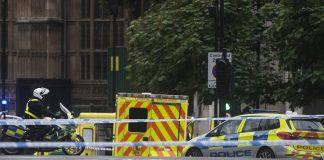 Водитель, наехавший на людей в Лондоне, подозревается в совершении теракта