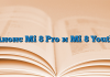 Анонс Mi 8 Pro и Mi 8 Youth