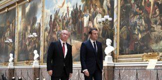 Метания Макрона по поводу России объяснились просто