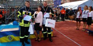 Николаевские спасатели показали лучшие результаты забегов на международных соревнованиях