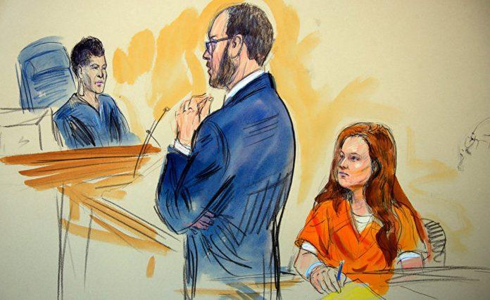 Прокуроры признали ошибочность обвинения в адрес Марии Бутиной. Time, США
