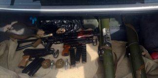В Киеве задержали бывшего военного за сбыт оружия: опубликованы фото