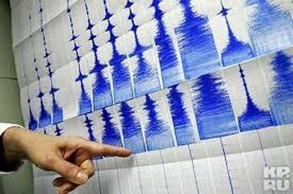 У побережья Фиджи произошло землетрясение магнитудой 8,1