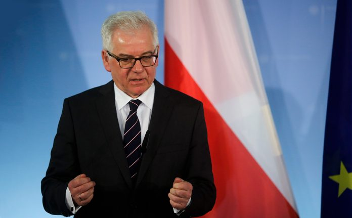 Варшава сообщила об увольнении из МИДа всех выпускников МГИМО