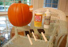 10 способов без лишних заморочек украсить тыкву к Хеллоуину