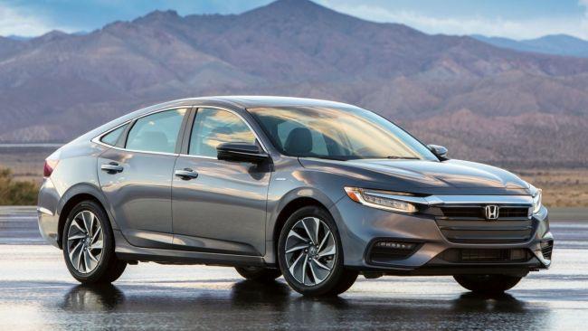 Обновленный седан Honda Inspire скоро появится в продаже