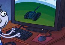 Как платят здоровьем за увлечение компьютерными играми