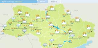 ''Лето посреди осени заканчивается'': синоптики дали точный прогноз о похолодании в Киеве