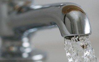 В Украине тарифы на водоснабжение выросли почти на 13%