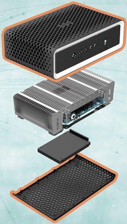 Zotac ZBox CI600 nano