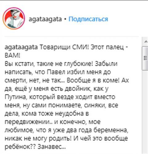 """Скандал для семьи Прилучных могла организовать влюбленная фанатка - РИА """"VistaNews"""" 1"""