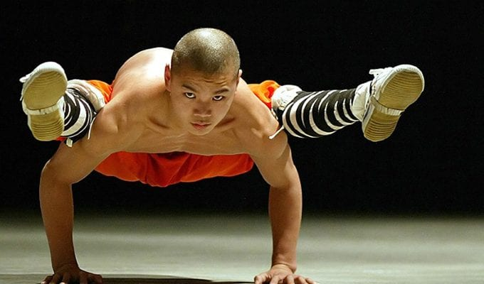 10 советов монаха Шаолиня, которые помогут вам сохранить молодость 2