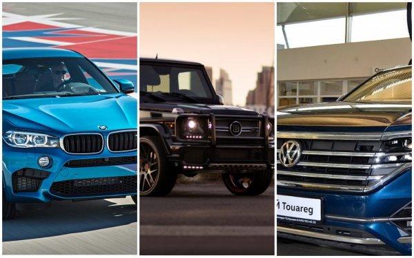 Почему именно они? Самые популярные автомобили в играх – BMW X6 M до VW Touareg 1