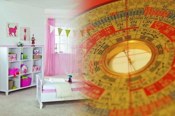Как направить положительную энергию в детскую комнату 1