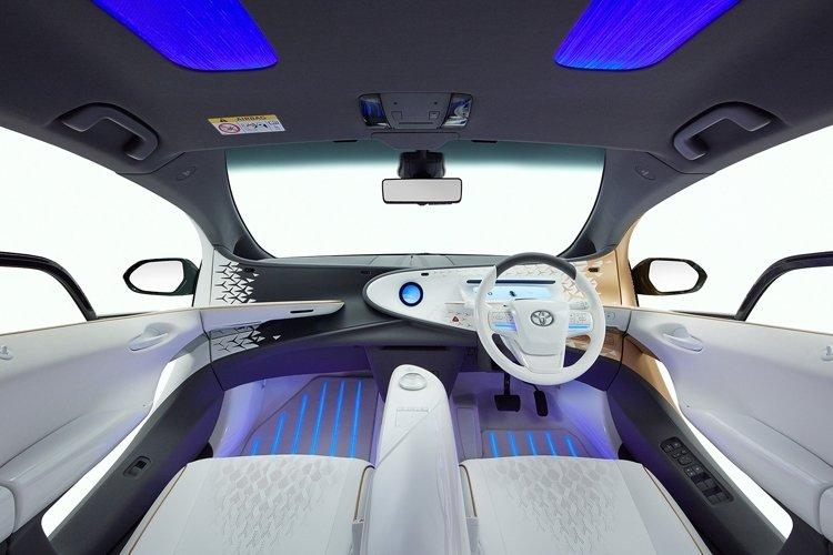 новый уровень взаимодействия между автомобилем и водителем 5