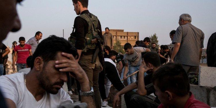 CNN узнал об идее сирийских курдов просить защиты от Турции у России :: Политика :: РБК