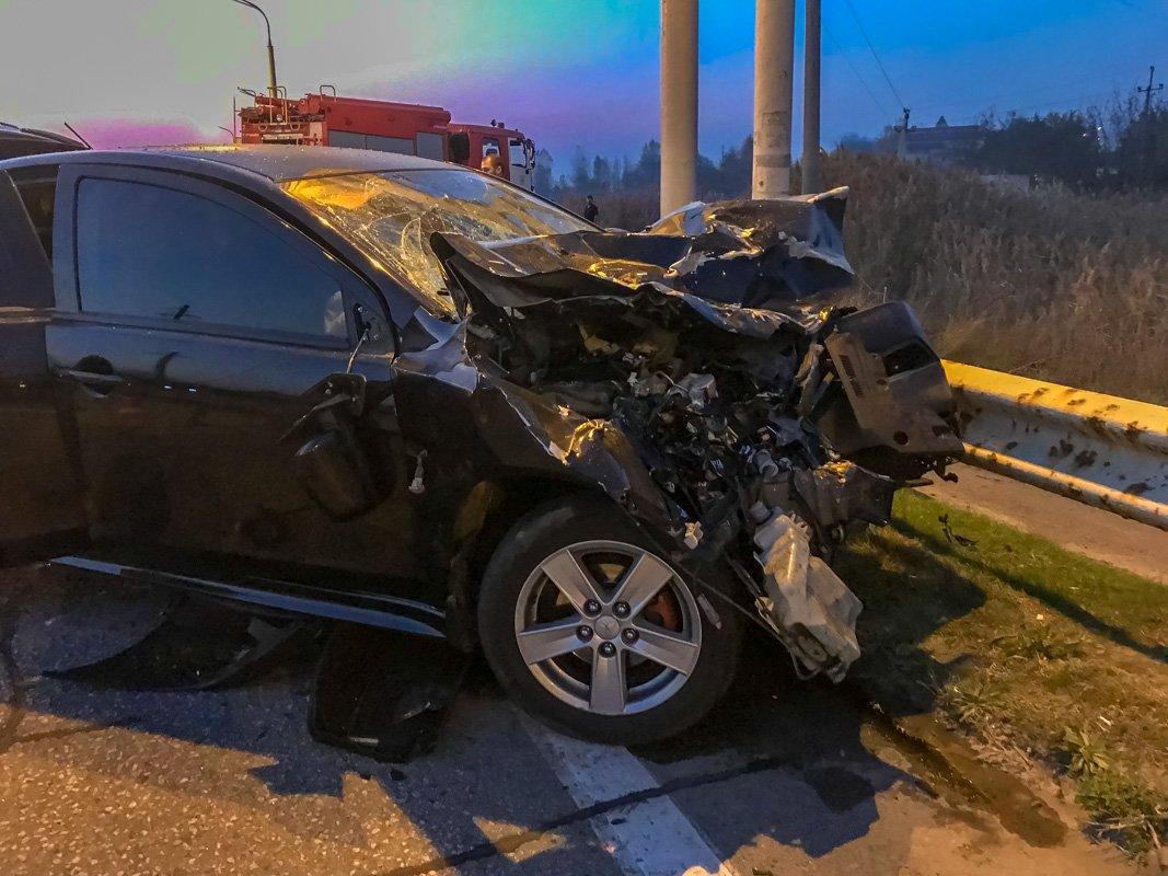 Водитель Ford скончался на месте