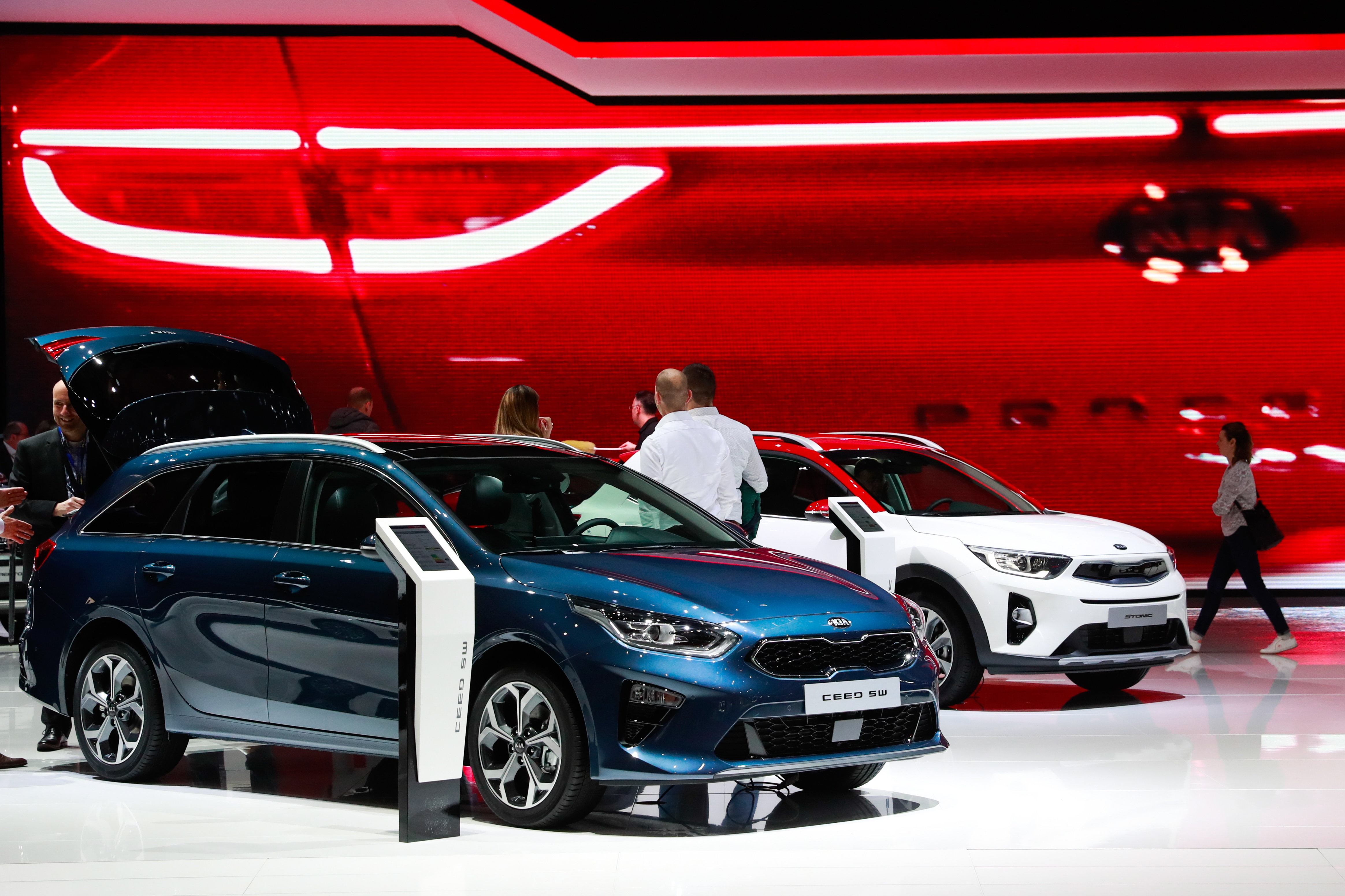 Сколько автоконцерны зарабатывают на российском рынке — Российская газета 1