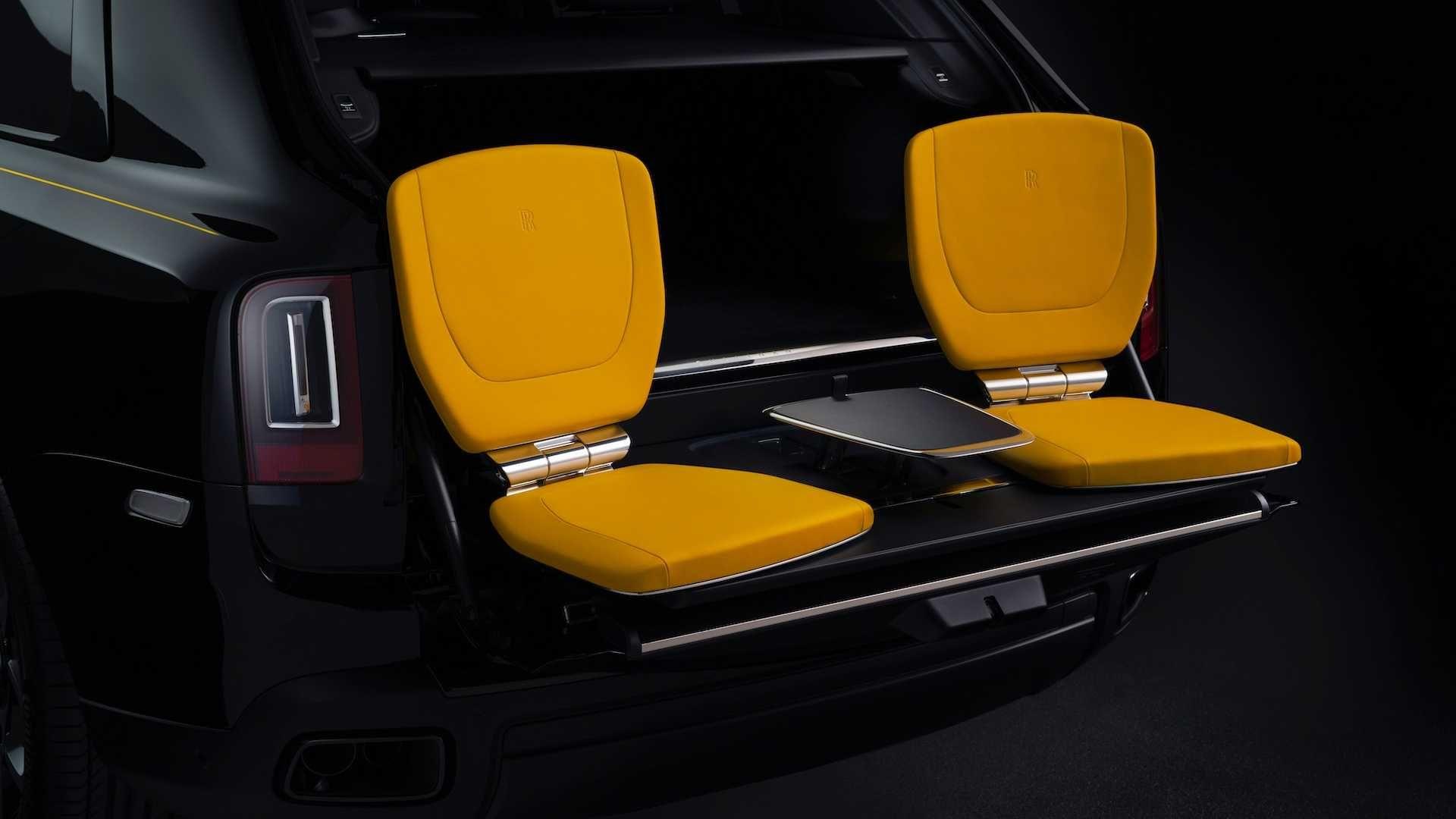 Rolls-Royce представил обновленную модификацию кроссовера Cullinan (Фото) 4
